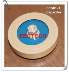 CCG81-3, 400PF, 25KVDC high power capacitor