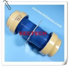 DB050180, 3000PF, 20KVDC feed through capacitor