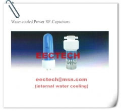 Internal water cooling capacitor, 4700PF/14KV equal to TWIF085260