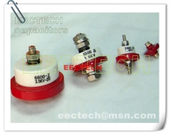 CT85-1, 6800PF/3.5KV, feed through ceramic capacitor, CCY-C-3 equivalent