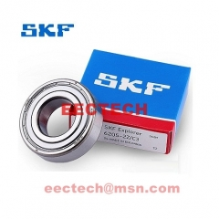 SKF / 6200 series / single row deep groove ball bearings
