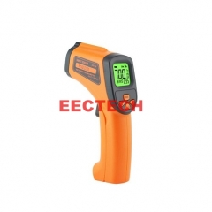 infrared thermometer industrial high precision handheld thermometer non-contact digital display electronic thermometer