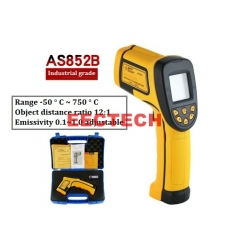 Xima AS852B Infrared Thermometer Thermometer Industrial 750°C