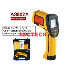 Xima AS862A Infrared Thermometer Thermometer Industrial 900°C Handheld