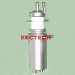 Power triode ITK3-1, electron tube for industrial radio frequency heating