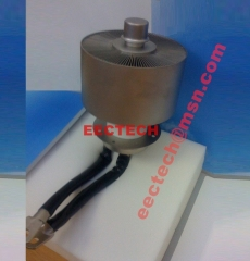 Power triode ITL9-1, electron tube for industrial radio frequency heating