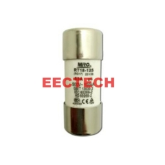 Cylindrical Cap-shaped Fuses Fuse, Equivalent model RT18-125 (gG), RO17 500V/63A (1box=20pcs)